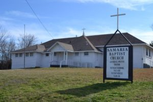 Samaria Baptist Church